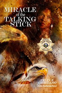 Miracle of the Talking Stick Book Cover